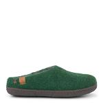 wool slipper rubber outsole