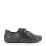 Marina shoe with 2 velcro strap