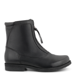 Caroline boot w. zipper in front