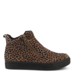 Everyday ankel boot leopard print