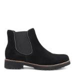 Strike chelsea boot in suede