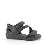 Windflower sandal w. closed back counter