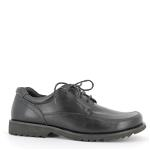 Walker men lace shoe w. flex leather