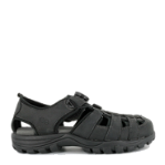 Outdoor mens sandal with wire closure