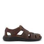 Goa mens sandal closed toe and back