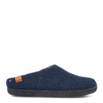 TIBET - Wool slipper w. rubber outsole