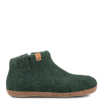 EVEREST - Wool boot w. suede outsole