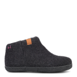 NEPAL - Wool boot w. rubber outsole