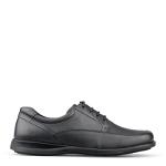 Oswald men lace shoe w. flexible vamp